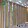interior decorative sound insulation sliding wall panels