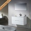 toliet móveis pendurado bacia do banheiro da vaidade do dissipador