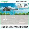 outdoor furniture sunshade umbrella with rain cover