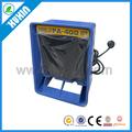 Fumaça de filtro de purificação, solda fume extractor para salas limpas, alta qualidade de solda fume extractor