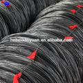 negro alambre recocido del hierro