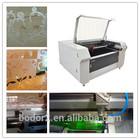 laser engraving cutting machine for glass bottle or plastic bottle