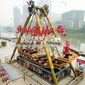 china hizo de atracciones barco pirata loco paseos para niños barco pirata castillo