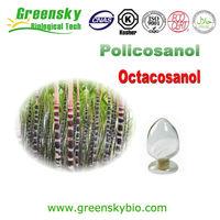 Best Natural 100% sweetening agent, Policosanol Powder 95% Policosanol