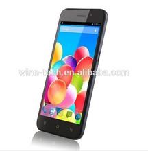 "5.0"" A2000 Quad Core phone HD IPS Screen 3G GPS 13MP MTK6582 Android 4.2 Telefono"