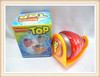 novelty plastic flashing spinning top toys for kids YX0263304