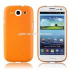 Slim Transparent Back Matte Case Cover For SAMSUNG GALAXY S3 i9300