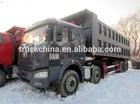 FAW 6x4 china dump truck for mining