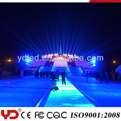 Professional IP68 CE FCC approved waterproof outdoor decoration led