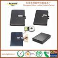 dongguan agenda notebook in pelle con usb