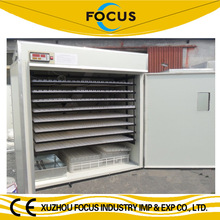 poultry farming chicken quail turkey poultry 2112 eggs incubators setting hatching machine with middle large size