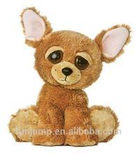 COOL, Aurora DREAMY EYES ,Soft Plush Toy ,CHIHUAHUA DOG PUPPY