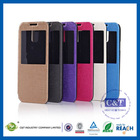 sublimation cell phone case for samsung s5 genuine leather case
