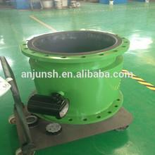 Factory directly sales Local display portable water measurement sanitary digital flow meter