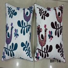 2015 Popular cotton printing chinese stadium seat cushion