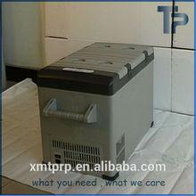 coolboss solar power dc 24v 12v portable solar fridge