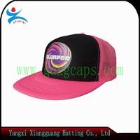 Custom popular fashion street boy cap mesh cap