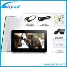 Quad core 10 inch cheap android tablets hdmi usb port,Support Bluetooth