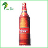 Outdoor Oxford Cloth Inflatable Beer Bottles Advertisement Material
