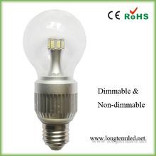 New SMD chip 8w led bulbs, led lens 360 degrees energy saving