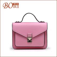 2014 latest design women wholesale handbag italy laptop messenger bag