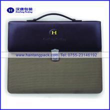 Latest Wholesale High-quality Stylish Eco-friendly PU Briefcase