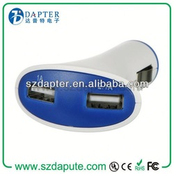 High quality CE/RoHS certified computer car charger