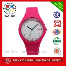 R1096 new arrival silicone watch watches made in hong kong
