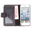for apple iphone 5 purse leather case