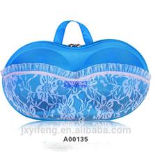 2014 eva bra travel cell phone case garment storage bag