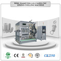 chuangyu nuevo diseño de máquinas para la fabricación de muelles