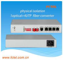 10/100M ethernet extender hdmi optical audio converter