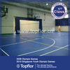 pvc Flooring Of Basketball Portable Basketball Floor