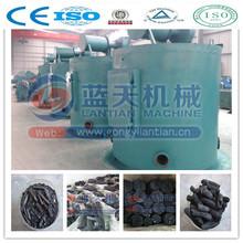 Energy saving bamboo charcoal furnace wood carbonization stove