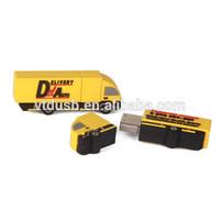 3D custom truck usb cargo truck usb flash drive lorry usb memory stick