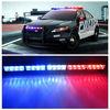 High power 12v LED car flashing police lights