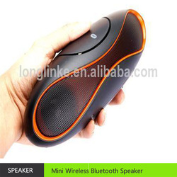 Portable wireless beat pill waterproof Bluetooth Speaker compatible with USB/SD/FM