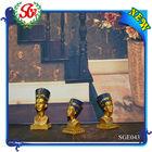 SGE043 Small Egyptian Queen Statue Figurine Egypt Sculpture Art