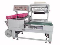 auto fosc fiber optic splice closure automatic hot shrink film packing machine