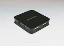 USB 2.0 4-Port Ultra Mini Hub