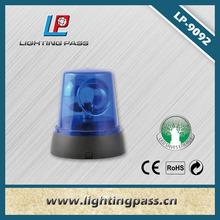 Flashing beacon fire emergency light with high bucket short bottom