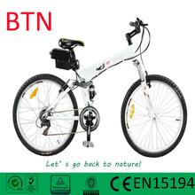 BTN new hot hybrid electric bike