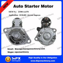 Best quality 12V 8T starter Motor for SUBARU Alcyone Impreza, OEM 23300-AA370