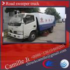 Mini Road Sweeper Truck ,Street Sweeper Truck ,Airport Sweeper Truck 3-5 cbm on sale