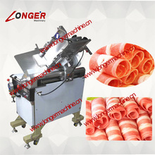Automatic Lamb Roll Cutting Machine|Frozen Mutton Roll Cutter and Slicer