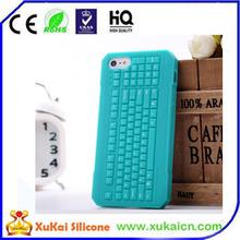 DIY keyboard silicone mobile phone case