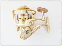 60pcs GT 3000A ALUMINUM Metal Head reel Sea Spinning Fishing Reel 8+1BB Ball Bearings Ratio 5.1:1 Left/ Right Interchangeable