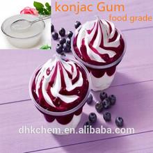 konjac gum food additives for ice cream