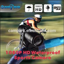 Tube shape helmet action camera painball full hd 1080p new sports camera ACT45 motocross helmet ,toy video cam