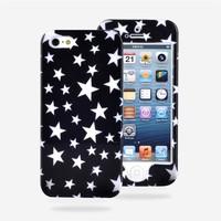 Popular custom plastic full cover mobile phone case for iPhone5